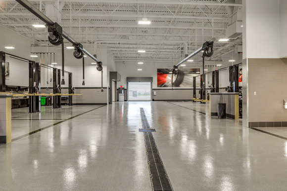 Architectural Photos - Audi of Turnersville